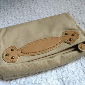 Gap Cloth Clutch